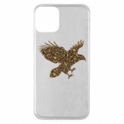 Чехол для iPhone 11 Eagle feather