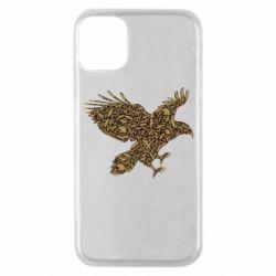 Чехол для iPhone 11 Pro Eagle feather