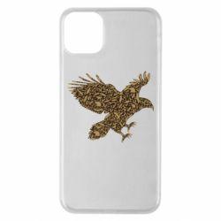 Чехол для iPhone 11 Pro Max Eagle feather