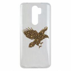 Чехол для Xiaomi Redmi Note 8 Pro Eagle feather