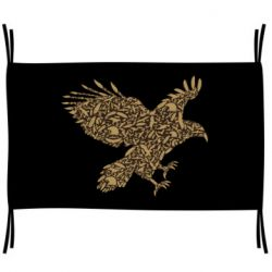 Флаг Eagle feather