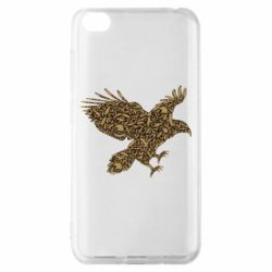 Чехол для Xiaomi Redmi Go Eagle feather