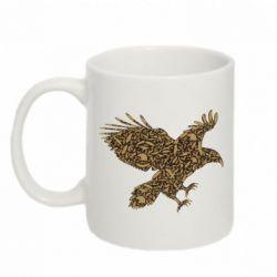 Кружка 320ml Eagle feather