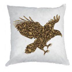 Подушка Eagle feather