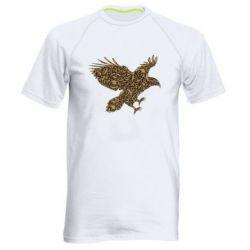 Мужская спортивная футболка Eagle feather
