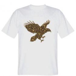 Мужская футболка Eagle feather