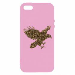 Чехол для iPhone5/5S/SE Eagle feather