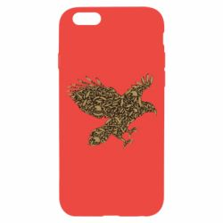 Чехол для iPhone 6/6S Eagle feather