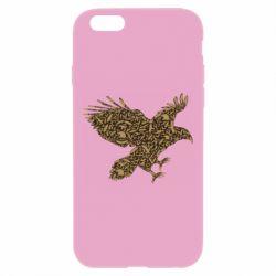 Чехол для iPhone 6 Plus/6S Plus Eagle feather
