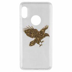 Чехол для Xiaomi Redmi Note 5 Eagle feather