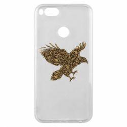 Чехол для Xiaomi Mi A1 Eagle feather