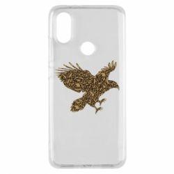 Чехол для Xiaomi Mi A2 Eagle feather
