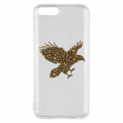 Чехол для Xiaomi Mi6 Eagle feather