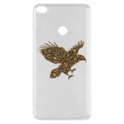 Чехол для Xiaomi Mi Max 2 Eagle feather