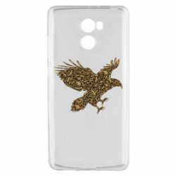 Чехол для Xiaomi Redmi 4 Eagle feather