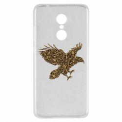 Чехол для Xiaomi Redmi 5 Eagle feather