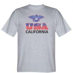 Мужская футболка Eagle USA - FatLine