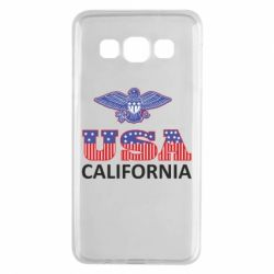 Чехол для Samsung A3 2015 Eagle USA