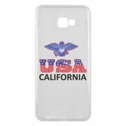 Чехол для Samsung J4 Plus 2018 Eagle USA