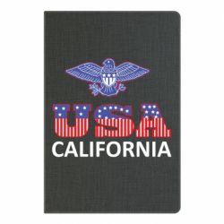 Блокнот А5 Eagle USA