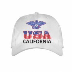 Детская кепка Eagle USA