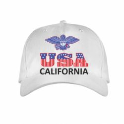 Детская кепка Eagle USA - FatLine
