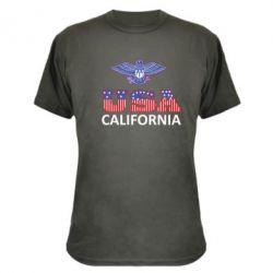 Камуфляжная футболка Eagle USA