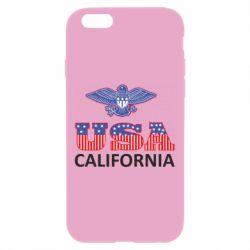 Чехол для iPhone 6 Plus/6S Plus Eagle USA