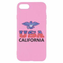 Чехол для iPhone 7 Eagle USA
