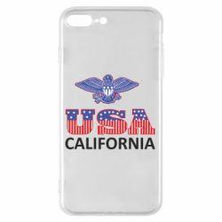 Чехол для iPhone 7 Plus Eagle USA