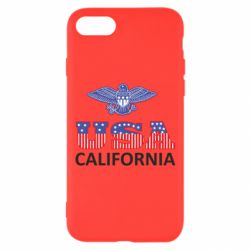 Чехол для iPhone 8 Eagle USA