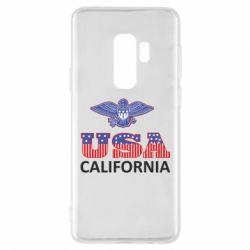 Чехол для Samsung S9+ Eagle USA