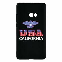 Чехол для Xiaomi Mi Note 2 Eagle USA