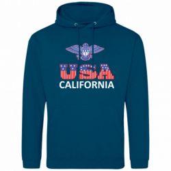 Мужская толстовка Eagle USA - FatLine
