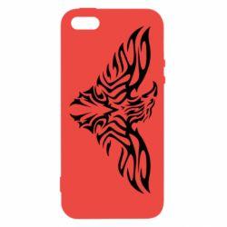 Чехол для iPhone5/5S/SE Eagle