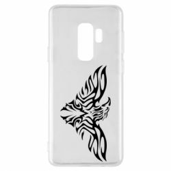 Чехол для Samsung S9+ Eagle