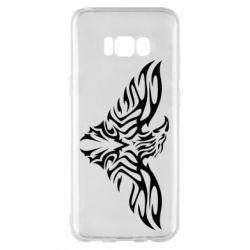 Чехол для Samsung S8+ Eagle