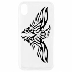 Чехол для iPhone XR Eagle
