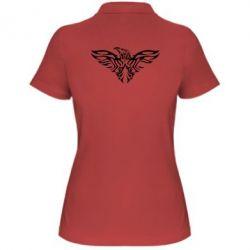 Женская футболка поло Eagle