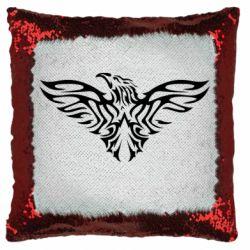 Подушка-хамелеон Eagle