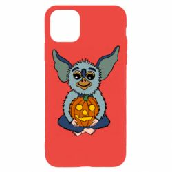 Чехол для iPhone 11 Pro Max Eared Monster with Pumpkin