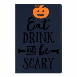 Блокнот А5 Eat Drink and be Scary - FatLine