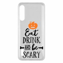 Чохол для Xiaomi Mi A3 Eat Drink and be Scary