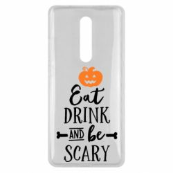 Чохол для Xiaomi Mi9T Eat Drink and be Scary