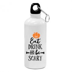 Фляга Eat Drink and be Scary - FatLine