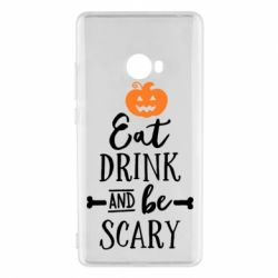 Чехол для Xiaomi Mi Note 2 Eat Drink and be Scary - FatLine