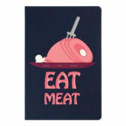 Блокнот А5 Eat meat