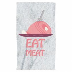Полотенце Eat meat