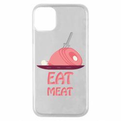 Чехол для iPhone 11 Pro Eat meat