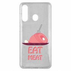 Чехол для Samsung M40 Eat meat